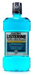 bain de bouche Listerine