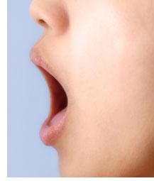 la mauvaise haleine de la bouche